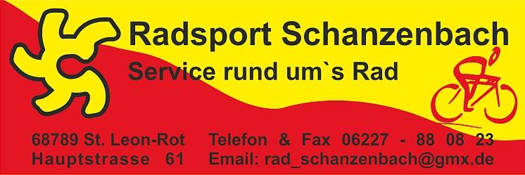 Radsport Schanzenbach